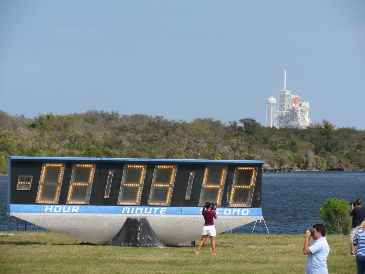 NASA Countdown Clock (page 4) - Pics about space